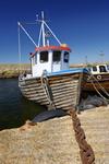 Altes Fischerboot
