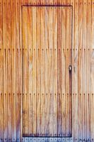 Alte Tür aus Holz