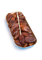 Tray of dates