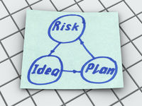 Risk, idea and plan