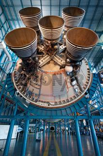 Mondrakete Saturn V, Apollo Programm