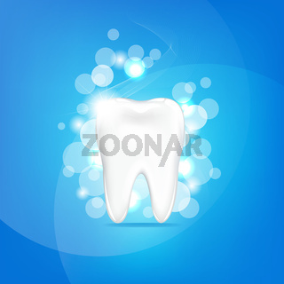 Tooth And Bokeh