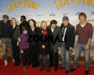 Die Abenteuer des Huck Finn, Premiere Berlin