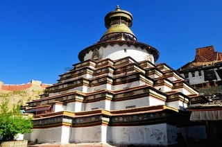 Tsuklahang-Tempel  Gyantse Tibet China