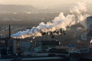 Industrieanlage in Österreich