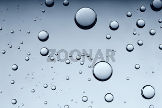 abstract backgrounds with water bubbles