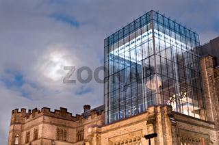 Moon Over Museum
