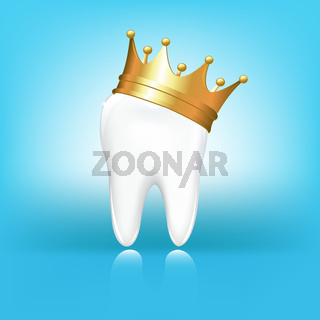 Tooth In Crown