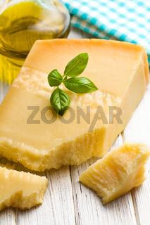 Italian hard cheese