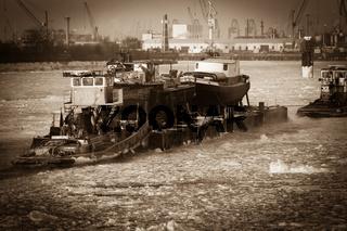 Hamburg - Hamburger Hafen