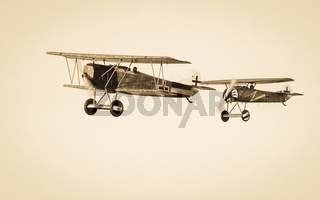 Fokker DVII and DVIII