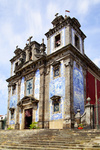 Church of Santo Ildefonso in Porto