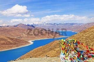 Kampa La Pass  Tibet