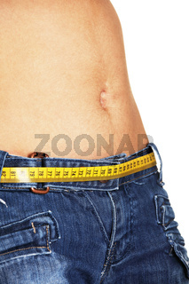 Weight control concept.