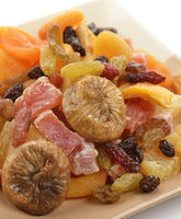 Dried Tropical Fruits Mix
