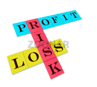 profit, loss and risk