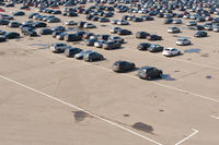 large car parking