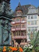 auf dem Römer in Frankfurt am Main