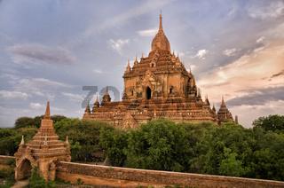 Htilominlo Pahto Bagan, Burma / Myanmar