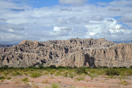 Quebrada de Cafayate, Argentinien