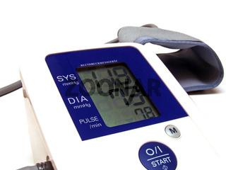 Blutdruckmessgerät / blood pressure meter
