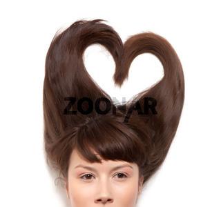 pattern of hair