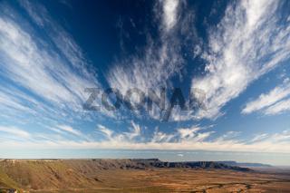 Südafrika - weite Landschaft -