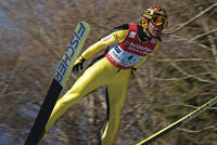 Skifliegen Oberstdorf FIS-team-Tour 2011 KASAI Noriaki JPN