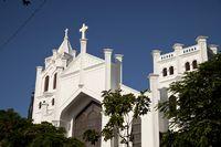 Weisse St Paul's Episcopal Church in Key West