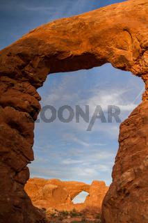 Turret Arch Window