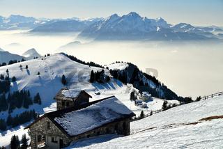 Rigi-Kulm, Schweiz