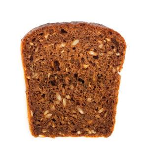 grain bread slice