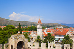 Town Trogir in Croatia