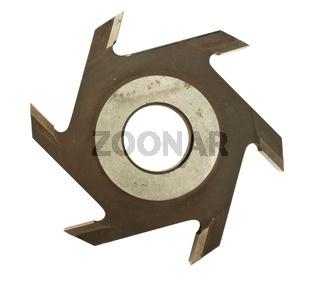 Metallic milling cutter