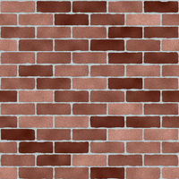 Brick wall seamless tile