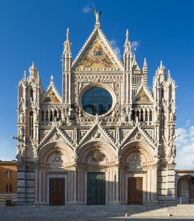 Cathedral of Siena, Tuscany, Italy