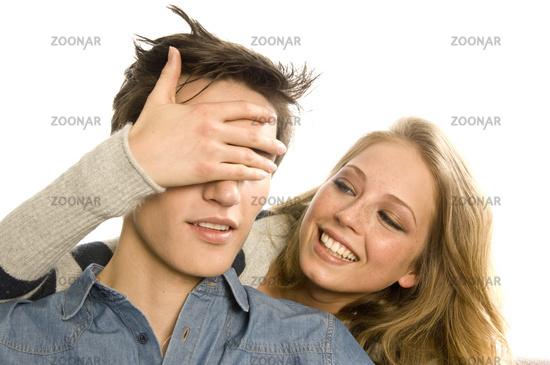 Flirten mit ex freundin