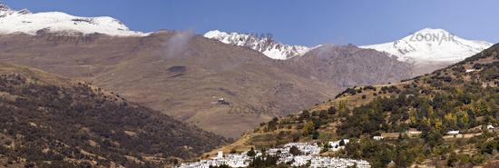 Alpujarras, Andalusien, Spanien