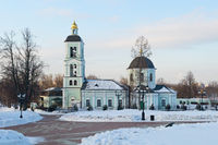 Church of the Life Giving Spring in Tsaritsyno