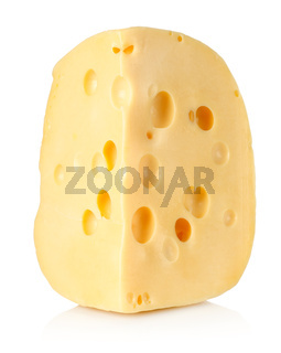 Large piece of cheese