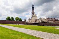 The Jasna Gora sanctuary in Czestochowa