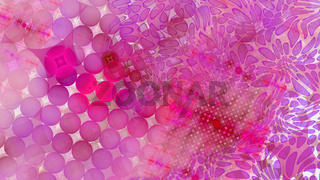 pink loops