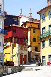 Houses in Porto