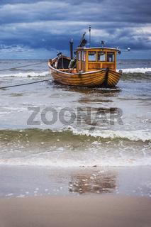 Fischerboot | fishing boat