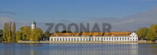 Bleiche und Wasserturm Konstanz