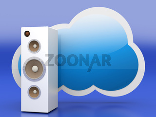 Audio Cloud