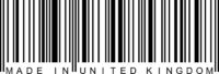 Barcode - Made in United Kingdom