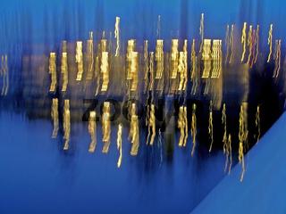 Lichter am Wasser