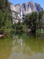 Merced River im Yosemite Nationalpark