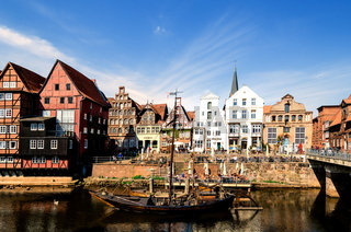 Lüneburger Stintmarkt